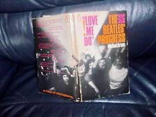 THE BEATLES LOVE ME DO THE BEATLES PROGRESS 1964 FIRST EDITION LOVELY CONDITION