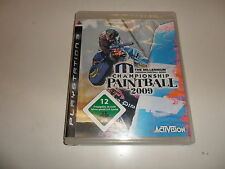 PlayStation 3   Millennium Championship Paintball 2009