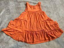 NEXT Orange Dress EUC+ Size 0. 10 Items = $5 Post