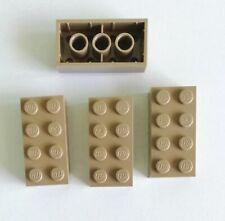 LEGO 15x Brick 2x4 GIALLO 3001 Lotto Spedizione Gratis Su Acquisti!