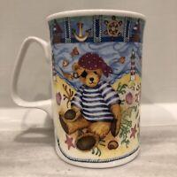 Sailor Bears Mug by Valerie Greeley from Sutherland Fine Bone China - England