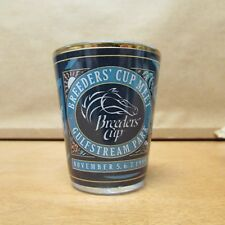 Breeders Cup Shot glasses     2 available   RARE