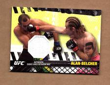 2010 Topps UFC Fight Mat Relics #FMAB Alan Belcher  UFC 107