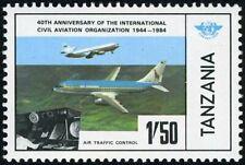 TANZANIA - 1984 - 40th. Anniv. of International Civil Aviation Organization #247