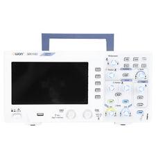 Oscilloscopio digitale 2-Channel 100MHZ  Bandwidth 1GS/s  Alta precisione