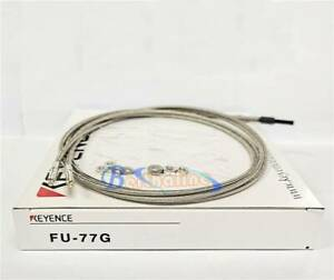 1PC New in box KEYENCE Photoelectric Sensor Switch FU-77G