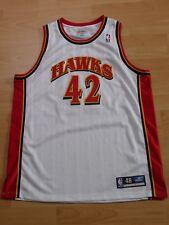 Atlanta Hawks Theo Ratliff #42 SIGNIERTES Reebok AUTHENTIC Jersey NBA Basketball