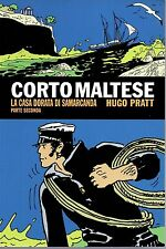 Gazzetta Corriere PRATT Corto Maltese numero 8 LA CASA DORATA DI SAMARCANDA 2