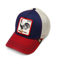 Goorin Brothers Gorra de béisbol Trucker Snapback Sombrero Ajustable Animal Serie Gallo