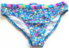 Speedo Splice Girls Swimsuit Bottom Size 14 Dotted