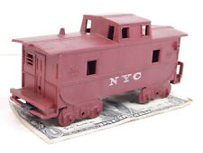 MARX NYC Caboose O-27, Vintage 1960s New York Central Model Train Car, O Scale