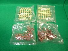 HO Scale Train Parts Accessories Telephone Poles Street Signs