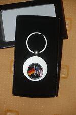 Deutschland USA Schlüsselanhänger Einkaufswagenchip Einkaufschip Geschenkbox