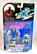 Hasbro / Batman Animated Figure / Mission Masters / Artic Blast Robin / NMOC