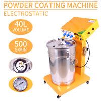 Powder Coating System Pulverbeschichtungsgerät Elektrostatisches Sprühpistole