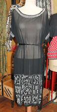 Original 1920s beaded Vintage flapper dress retro