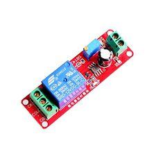 1PCS DC 12V Delay relay shield NE555 Timer Switch Adjustable Module 0~10S