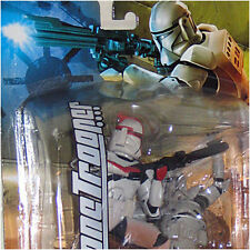 Star Wars Unleashed Clone Trooper - Red Variation - worn pack