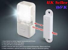 Automatic Magnetic Sensor LED Light Cupboard Door Closet Wardrobe Cabinet Window