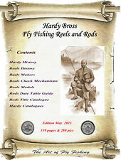Hardy Bros Fly Fishing Reels & Rods Manufacturing Dates