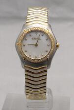 EBEL Classic Wave Diamond Set Ladies Watch