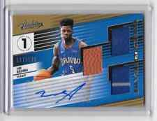 2018-19 Absolute Mo Bamba Rookie Auto Tools of Trade Patch Auto 117/149