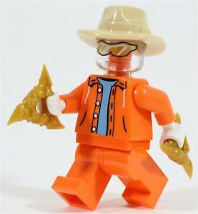 LEGO NINJAGO ELEMENTAL MASTER INVIZABLE MINIFIGURE - MADE OF GENUINE LEGO PARTS