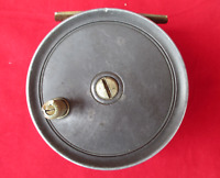 Vintage Arthur Allan Trout Fly Fishing Reel 3.5 inches Diameter. Very Rare