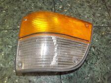 OEM 79-86 Saab 900 Hella front left corner blinker signal light lens lamp FL L