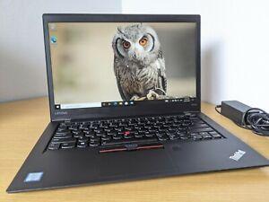 ThinkPad T470s i7-6600U 3.4GHz FHD IPS 8GB 256GB NVMe Win10p 4G/LTE T480s