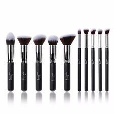 Jessup 10X Foundation Make up Brushes Set Concealer Kabuki Cosmetics Tools USA