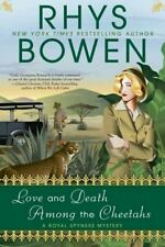 Love and Death Among The Cheetahs by Rhys Bowen 9780451492845  
