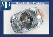 G-220 Mercedes Benz Pagode W113 250SL Headlight H4 Compl. With Domed Glass