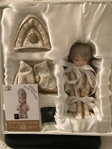 Extremely Rare Limited edition AI BJD Doll Mint Condition NRFB