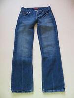 Levi's ® 557 Eve SQUARE-CUT Jeans Hose W 30 /L 32, Vintage Denim, TOP Waschung !