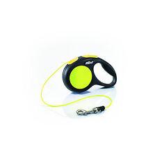 CORREA ENROLLADOR Flexi neon cuerda XS - 3M (41191297)