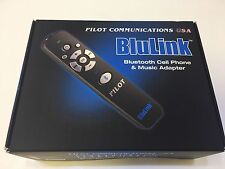 PILOT USA BLU LINK BLUETOOTH ADAPTER For GA HEADSETS will work with all headsets