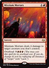 MIZZIUM MORTARS Modern Masters 2017 MTG Red Sorcery Rare