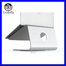 RAIN DESIGN mStand 360 aluminium swivel desktop stand MacBook/MacBook Pro Silver