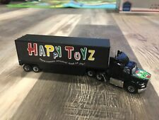 1/87 custom Made Green Goblin Truck Rig tractor trailer from Maximum Overdrive