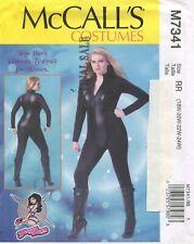 McCall M7341 FF Sewing Pattern Yaya Han Ultimate Bodysuit Cosplay Women+ 18W-24W