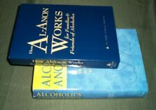 Lot 2 Books How Al-Anon Works  9780981501789;  Alcoholics 9781893007161