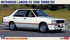 Hasegawa 1/24 Mitsubishi Lancer EX 2000 Turbo Limited ECI Plastic Model 20490