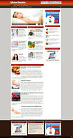 GALLSTONE ADVICE AFFILIATE WEBSITE WITH HOSTING & FREE DOMAIN