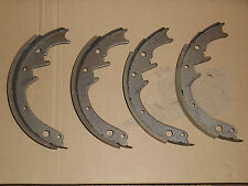 """Set of Rear Relined Brake Shoes Bendix R152 10"""" X 2"""" Bonded  Mustang 1967-73"""