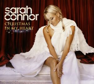 Sarah Connor – Christmas in my Heart – mit The Best Side of Life, Ave Maria – CD