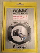 COKIN creative filter system photo & video P Series SEALED & NEW