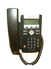 Polycom SoundPoint IP 331 VoIP Phone SW 10/100 2201-12365-001 POE capable.
