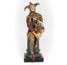 Royal Doulton Porcelain Figurine 'The Jester' HN2016. Hand Painted