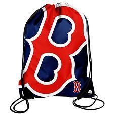 Boston Red Sox Drawstring Back Pack/Sack Gym Bag Tote NEW Backpack BIG LOGO